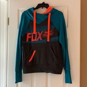 Fox sweatshirt
